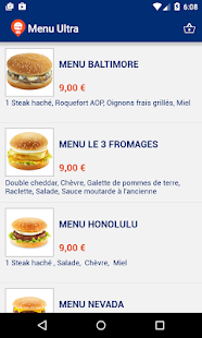 Speed Burger Capture d'écran