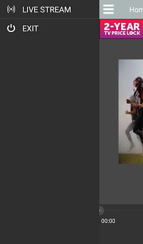 android WSSH Raider Radio Screenshot 1