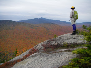 Photo: Mount Esther and Whiteface Mountain from Catamount. Not to be confused with Mount Whiteface in New Hampshire.