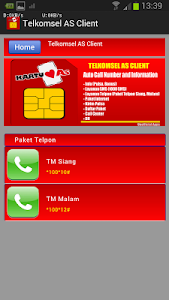 Telkomsel AS Client screenshot 8