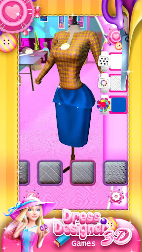 Dress Designer Game for Girls 4.0.1 screenshots 4