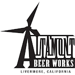 Logo of Altamont Beer Works We're all gonna die