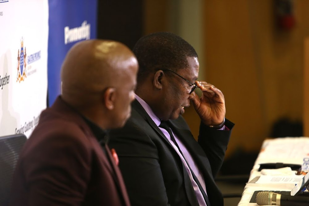 Parktown Boys' High trip was not authorised, law firm appointed to investigate - Panyaza Lesufi - TimesLIVE