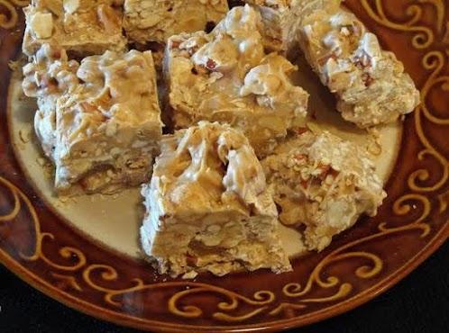 Click Here for Recipe: Mertzie's Addictive Pretzel Candy Fudge