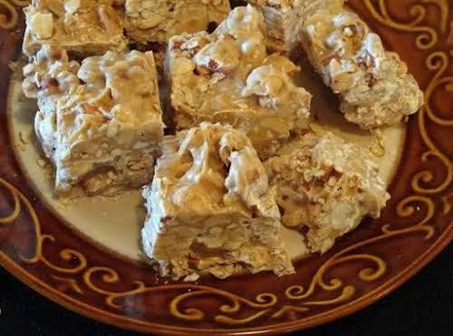 "Click Here for Recipe: Mertzie's Addictive Pretzel Candy Fudge ""Made this last..."