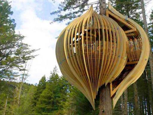 DIY Treehouse Ideas