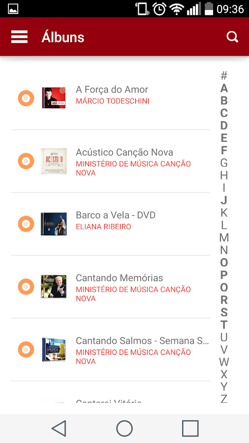 Música Católica- screenshot