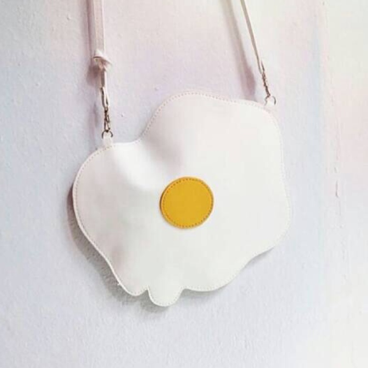 Egg Sling Bag by Vogue Malaysia Official