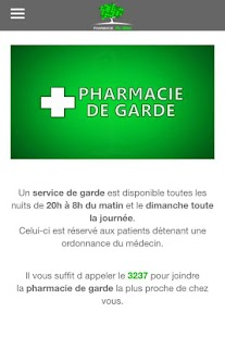 Download Pharmacie Des Oliviers For PC Windows and Mac apk screenshot 4