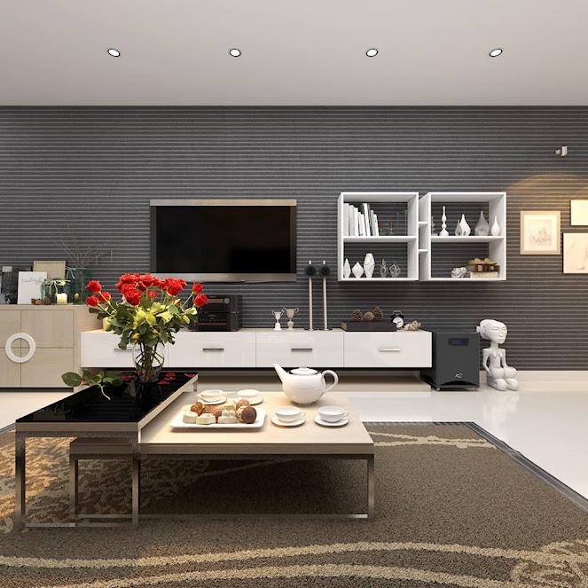 Thiết kế phòng khách trong thiết kế nội thất chung cư
