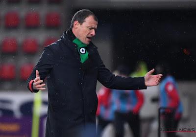 """L'entraîneur du Cercle Laurent Guyot se défend : """"Les supporters ne le comprennent pas"""""""
