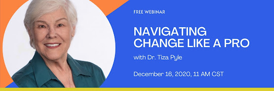 Navigating Change Like a Pro: Seeing Opportunities in Times of Uncertainty