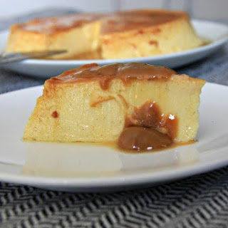Dulce de Leche Creme Caramel Dessert