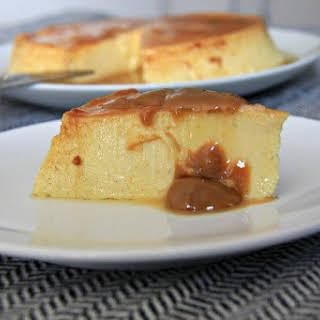 Dulce de Leche Creme Caramel Dessert.