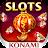 my KONAMI Slots - Free Vegas Casino Slot Machines Icône