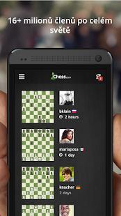 Šachy - Hraj a uč se - náhled