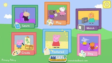 World of Peppa Pig APK screenshot thumbnail 2