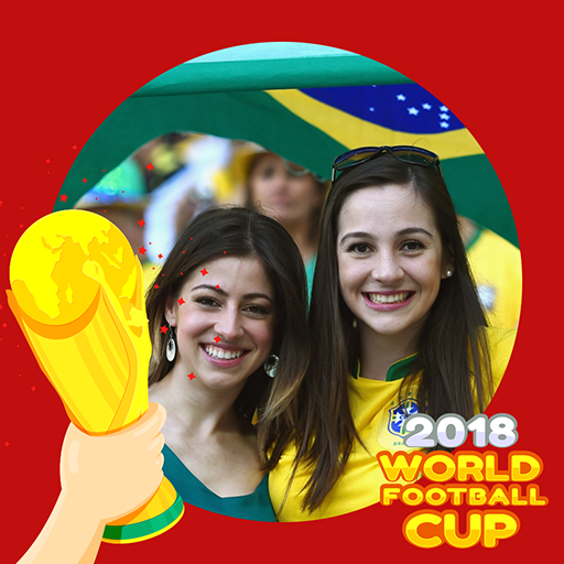 World Cup 2018 – Football Photo Frames