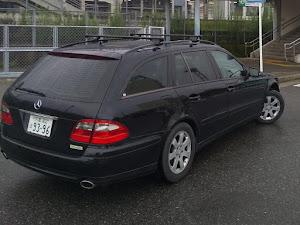 Eクラス ステーションワゴン W211のカスタム事例画像 たーやんさんの2020年07月18日19:05の投稿