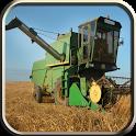 Forage Harvester Tractor Sim icon