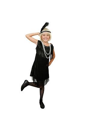 Charlestonklänning, barn
