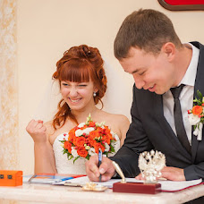 Wedding photographer Vitaliy Sapegin (kookx). Photo of 13.02.2016
