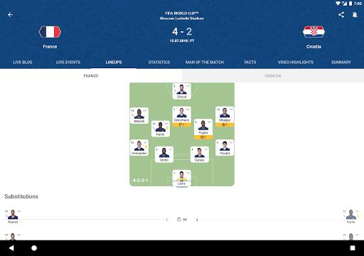 FIFA - Tournaments, Soccer News & Live Scores 4.3.72 screenshots 10