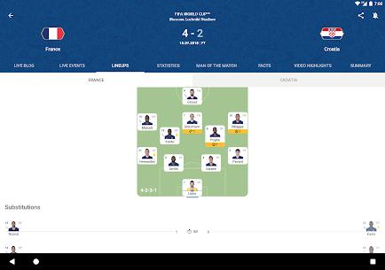 FIFA Tournaments, Soccer News & Live Scores 10