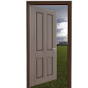 AR Door + Dinosaur - ARCore Showroom icon