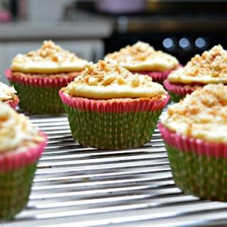 Cinnamon Toast Cupcakes