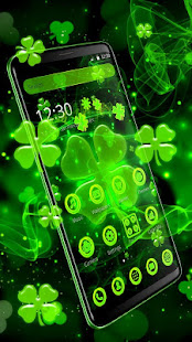 Beautiful Lucky Clover Launcher Theme for PC-Windows 7,8,10 and Mac apk screenshot 1
