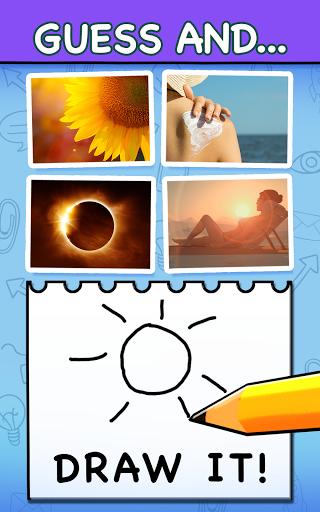Draw That Word apktreat screenshots 1