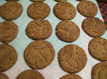 GINGER SNAPS by Freda