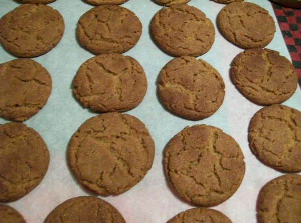 Ginger Snaps By Freda Recipe