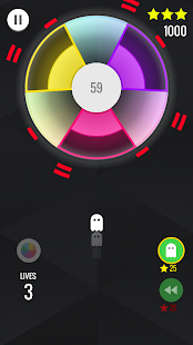 Colorfill.io - Fill the Color Wheel - náhled