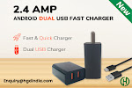 Android 2.4 amp Chargers Manufacturers Company in India | HGD INDIA
