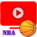 NBA Basketball - Live Streaming icon