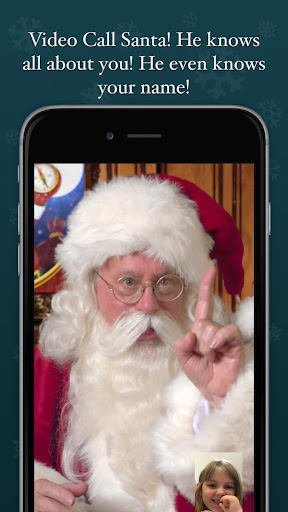 Santa Video Call & Tracker - North Pole CC™  screenshots 1