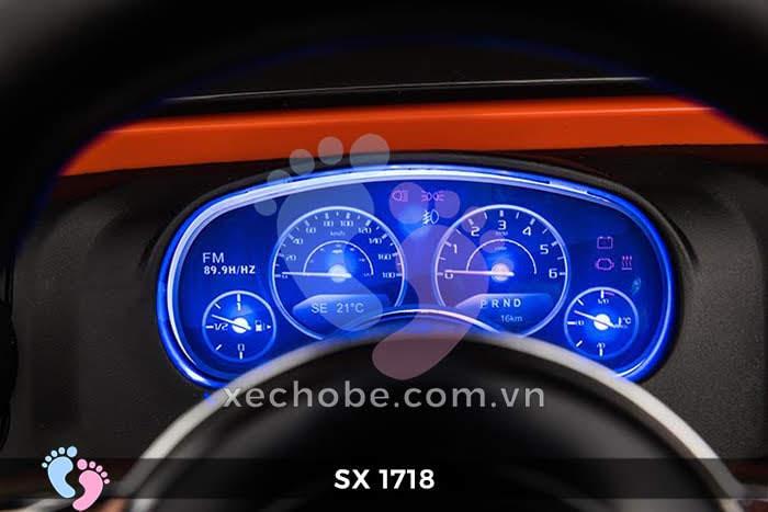 Xe ô tô điện trẻ em Jeep SX-1718 12