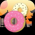 Donut Klopper - wie ein Ninja icon
