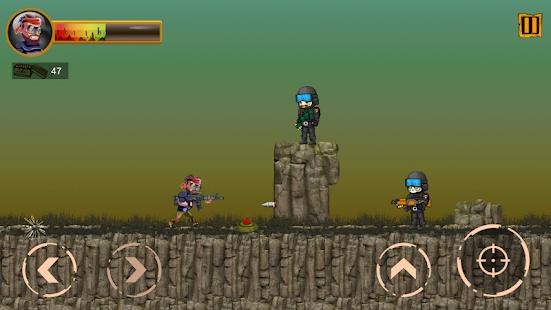 Metal Strike: Shooting Soldiers 2D мод