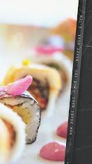New Sushi Menu - Pinterest Idea Pin item