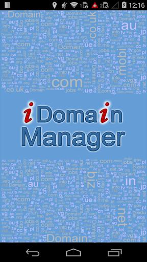iDomain Manager