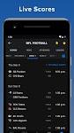 screenshot of theScore: Live Sports Scores, News, Stats & Videos