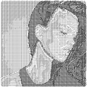 ASCII Camera - See yourself in command prompt