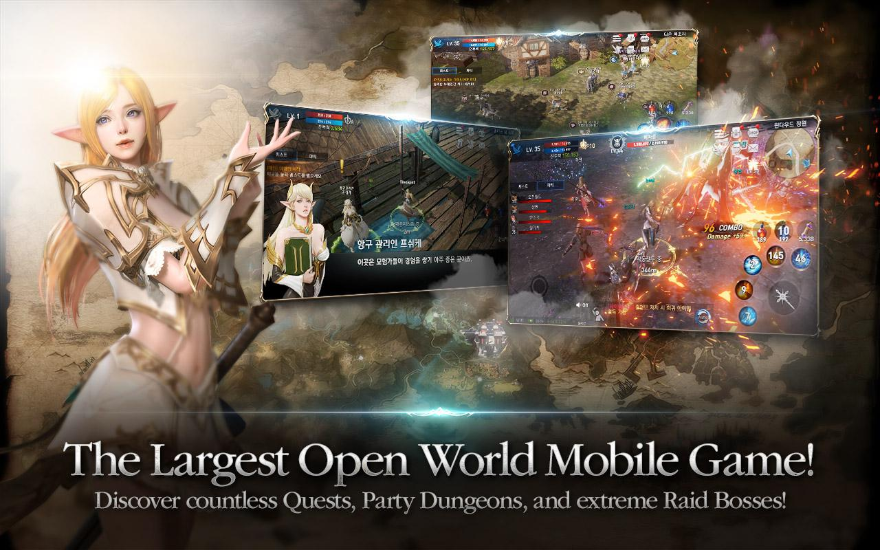 lineage 2 android size