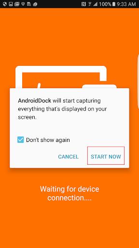 JUD650 - Android Dock screenshot 4