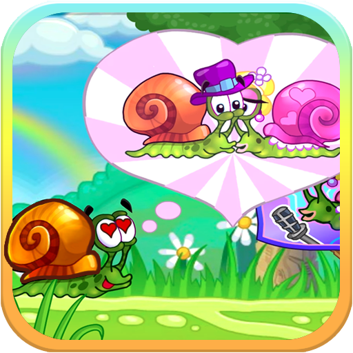 Fire Snail and Water Snail - Snail Love Story
