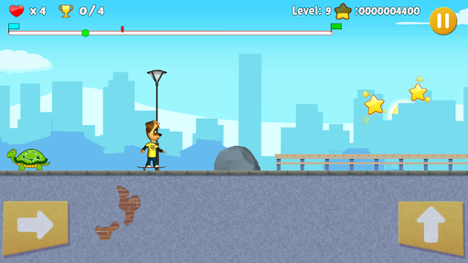 Pooches: Skateboard 1.1.5 screenshots 4