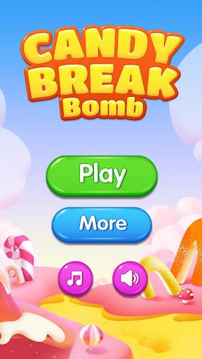 Candy Break Bomb 1.4.3155 screenshots 8
